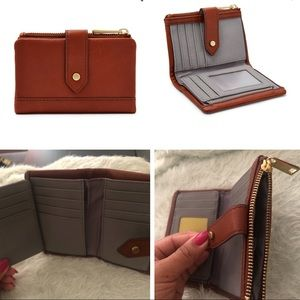 Fossil multifunctional wallet